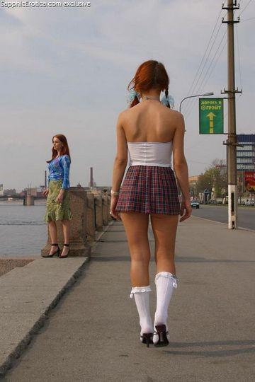 Рыжие Лесбиянки Онлайн